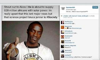 Akon's Project