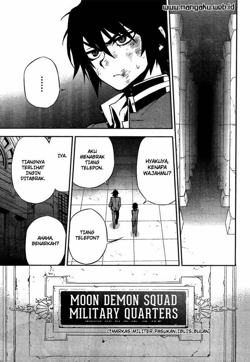 Owari no Seraph Chapter 4-6