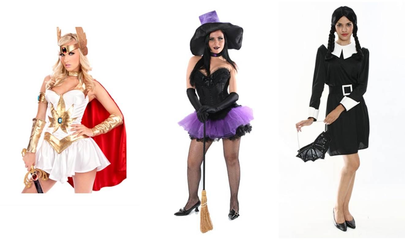 Jackie Testou Dicas De Fantasia Para Halloween