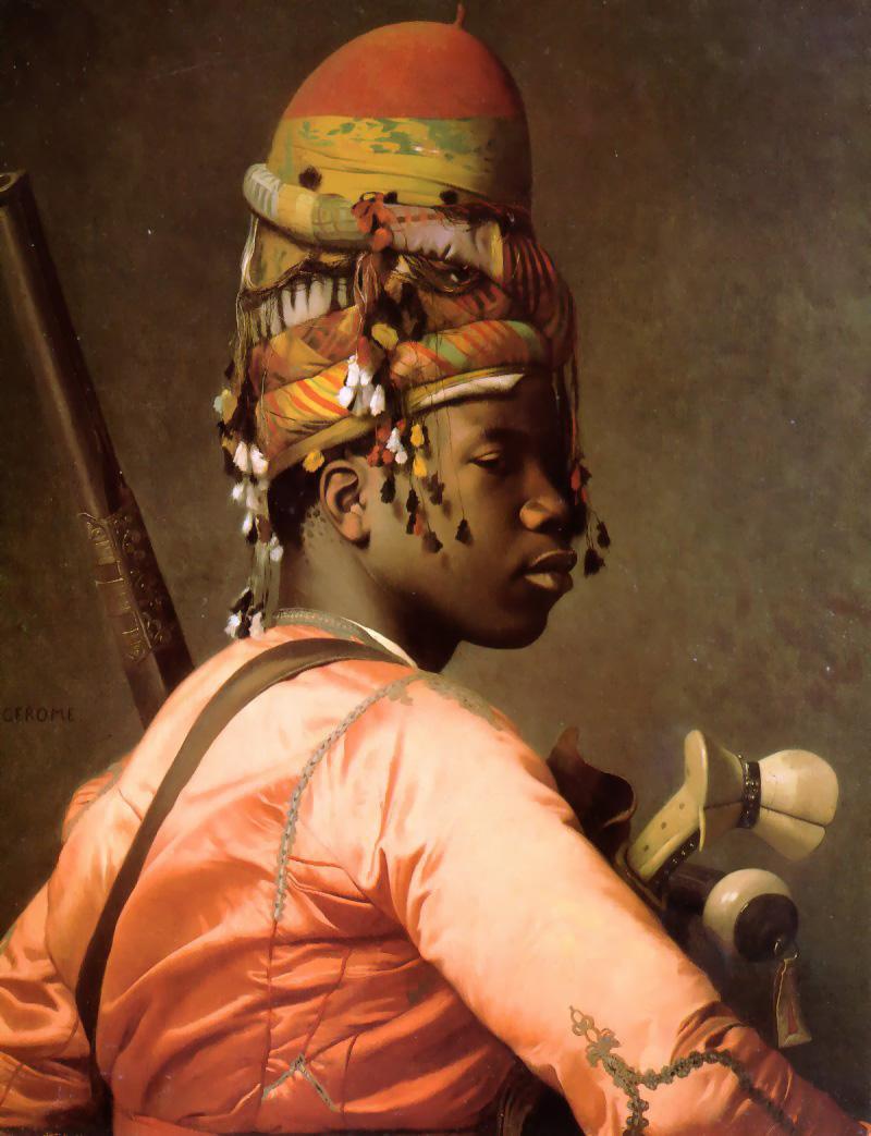 jean-léon gérôme painting