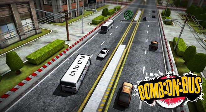 Bomb On Bus Gameplay