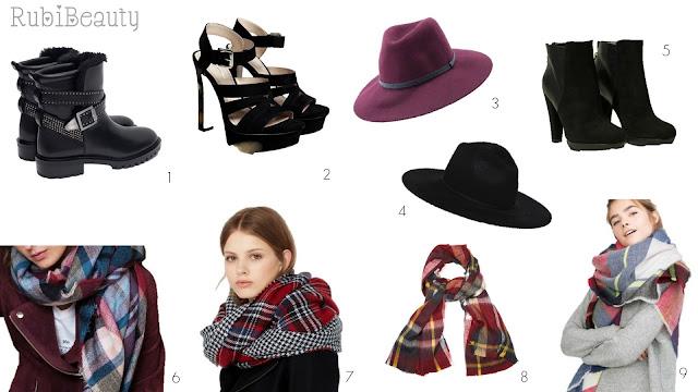 ideas regalar regalo navidad christmas amigo invisible barato ropa accesorios zapatos complementos