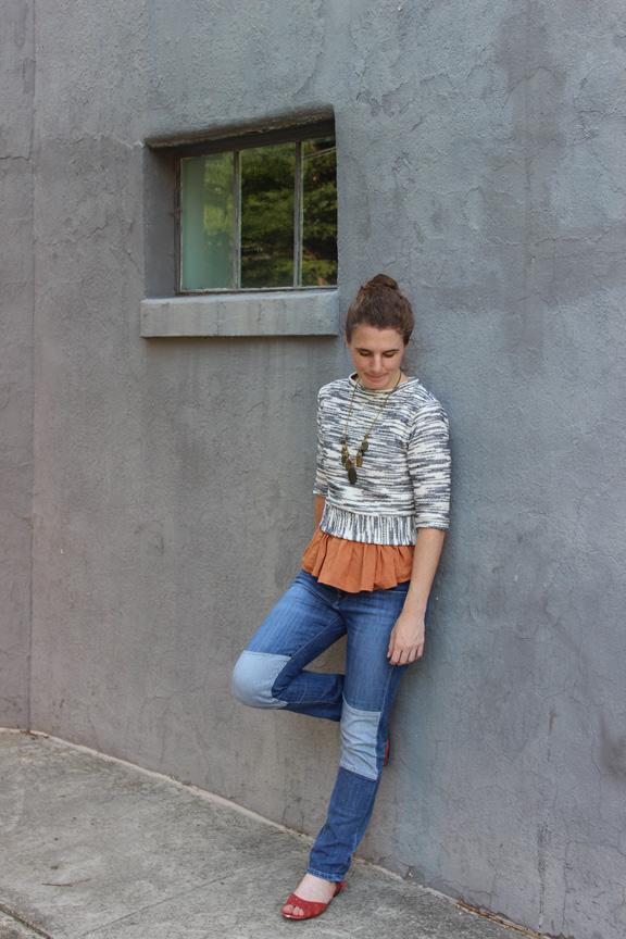 Seamwork Astoria Sweater