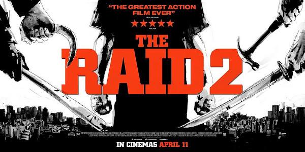 The Raid 2: Berandal