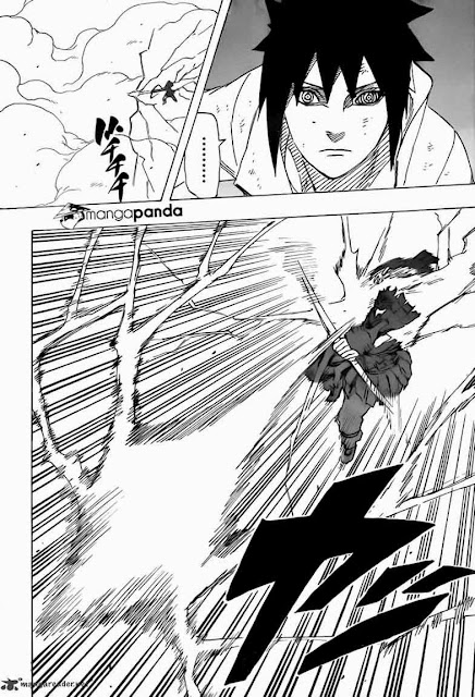 Naruto - Chapter:696 - Page:19