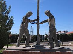 Monumento al Trabajador Petrolero