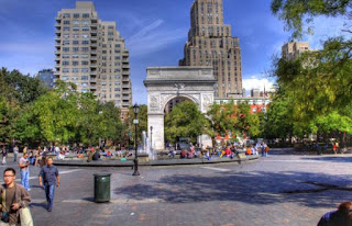 Washington Square Park de Nueva York