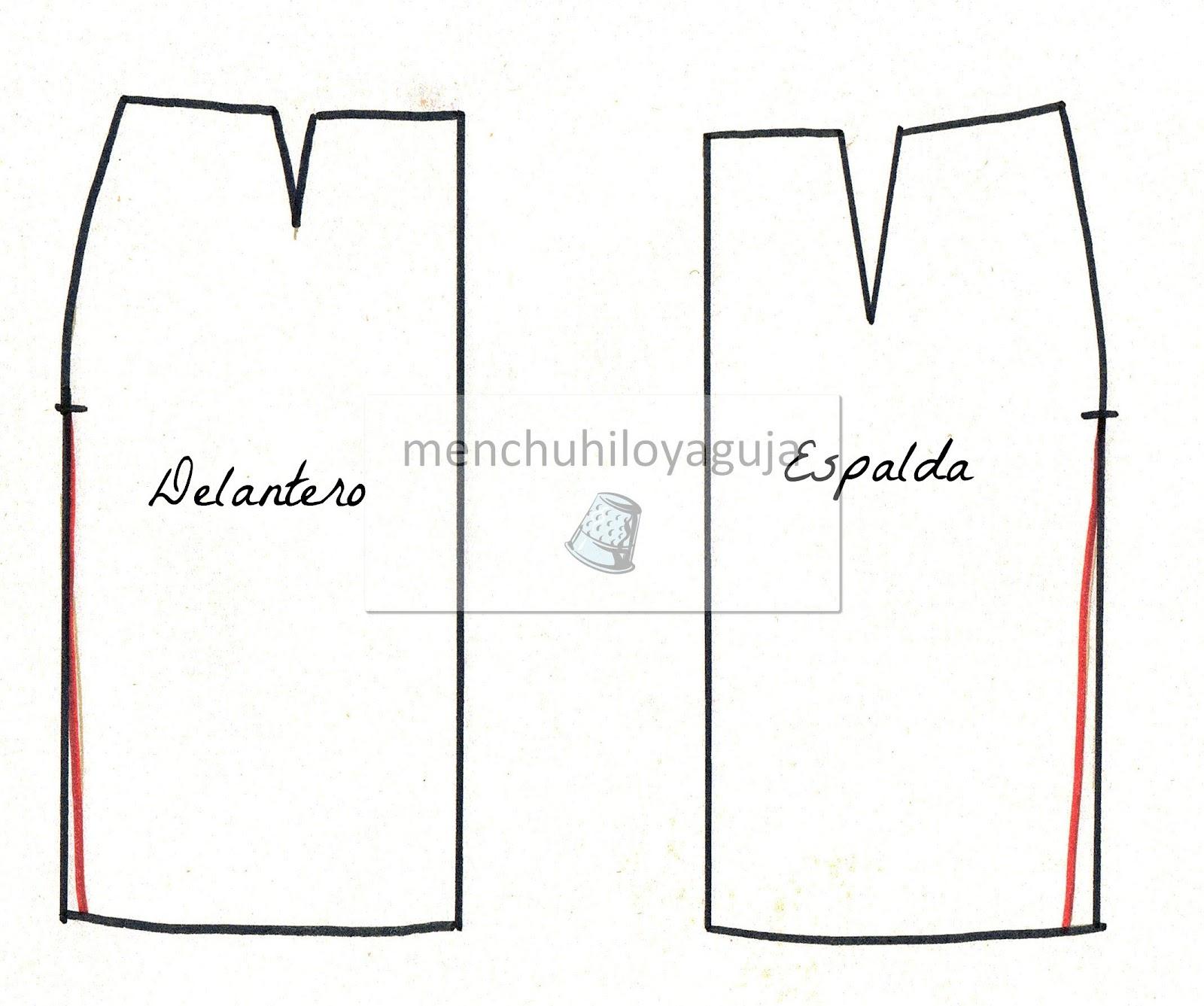 Patrones de Costura: octubre 2015