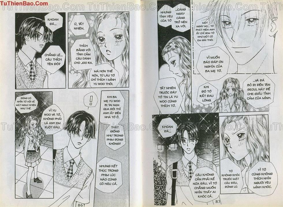 Xin Lỗi Tớ Thích Cậu chap 9 - Trang 43