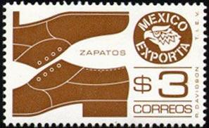 En el centro de México, las grandes fábricas de León y Guadalajara se especializan en la producción de zapatos destinados al mercado local y a la exportación
