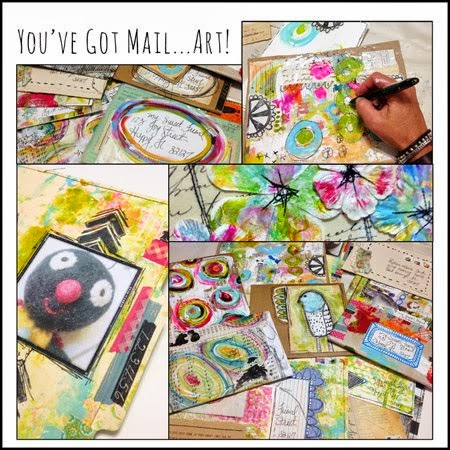 You've Got Mail Art