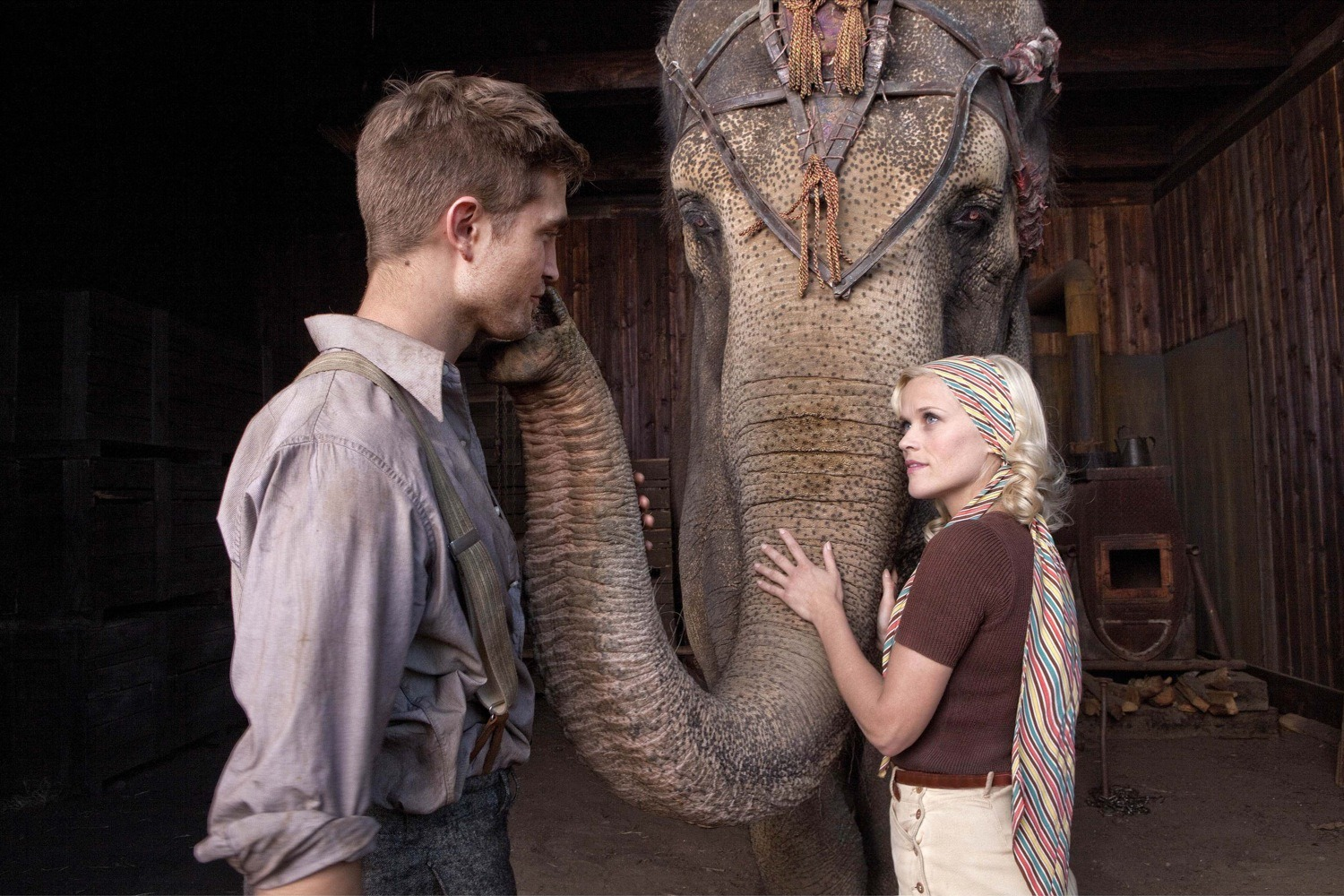 Wifey's Flick Pick: Water For Elephants (2011)