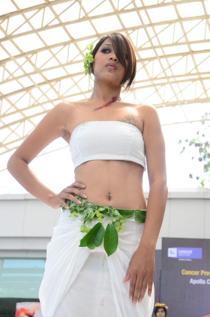 Apollo Cancers Hospital Fashion Show Stills