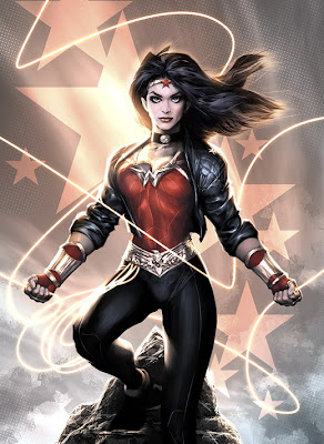 Wonder Woman (DC Comics) Character Review - Lasso Action