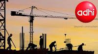 PT Adhi Karya (Persero) Tbk - Recruitment FOr D3, S1 Construction Division III Adhi Karya September 2015