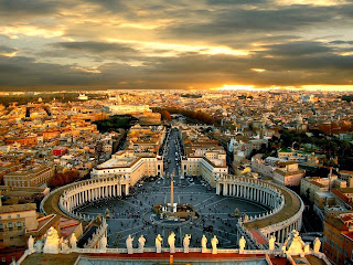 Рим- столица Италии, факты