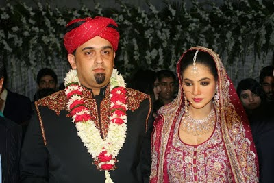 Annie With Her Former Husband Noor Ul Malki CEO Of Cool Limited