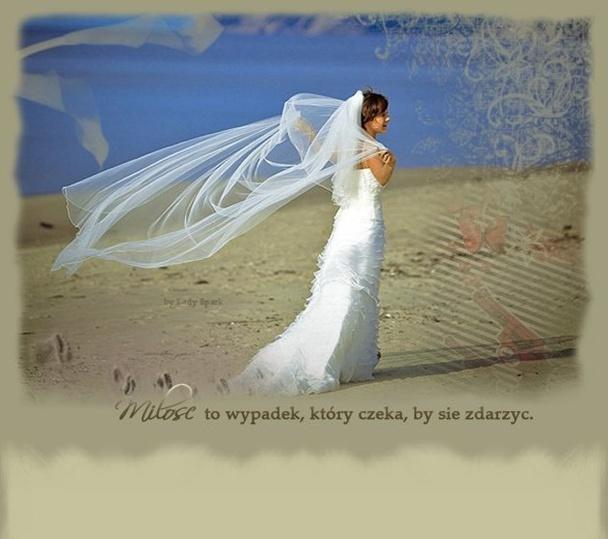 Gdy spotkasz prawdziwą miłość, nie uciekniesz... Bo ona pobiegnie za tobą.