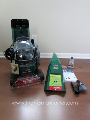 BISSELL Lift-Off Deep Cleaning System review