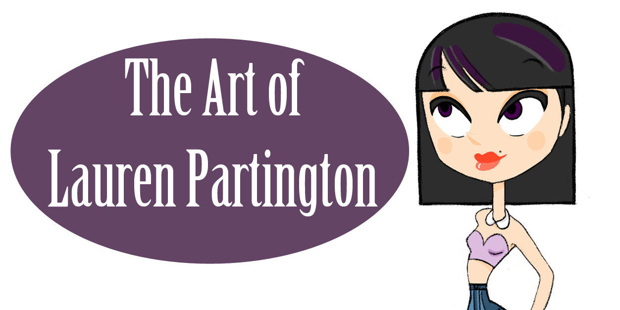 The Art of Lauren Partington