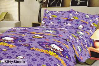 Cassamia Kitty Kimono