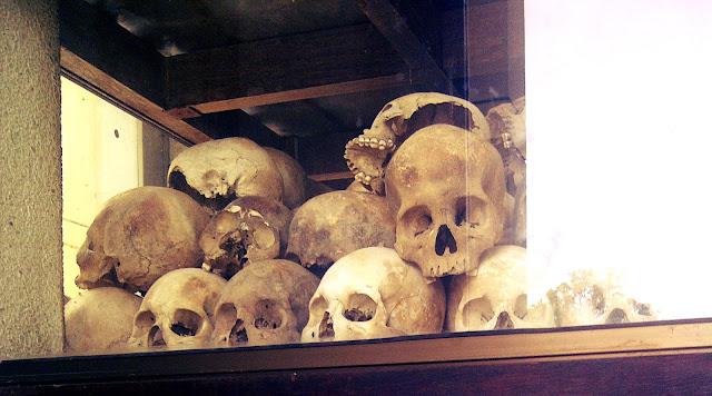 Victims of Pol Pot