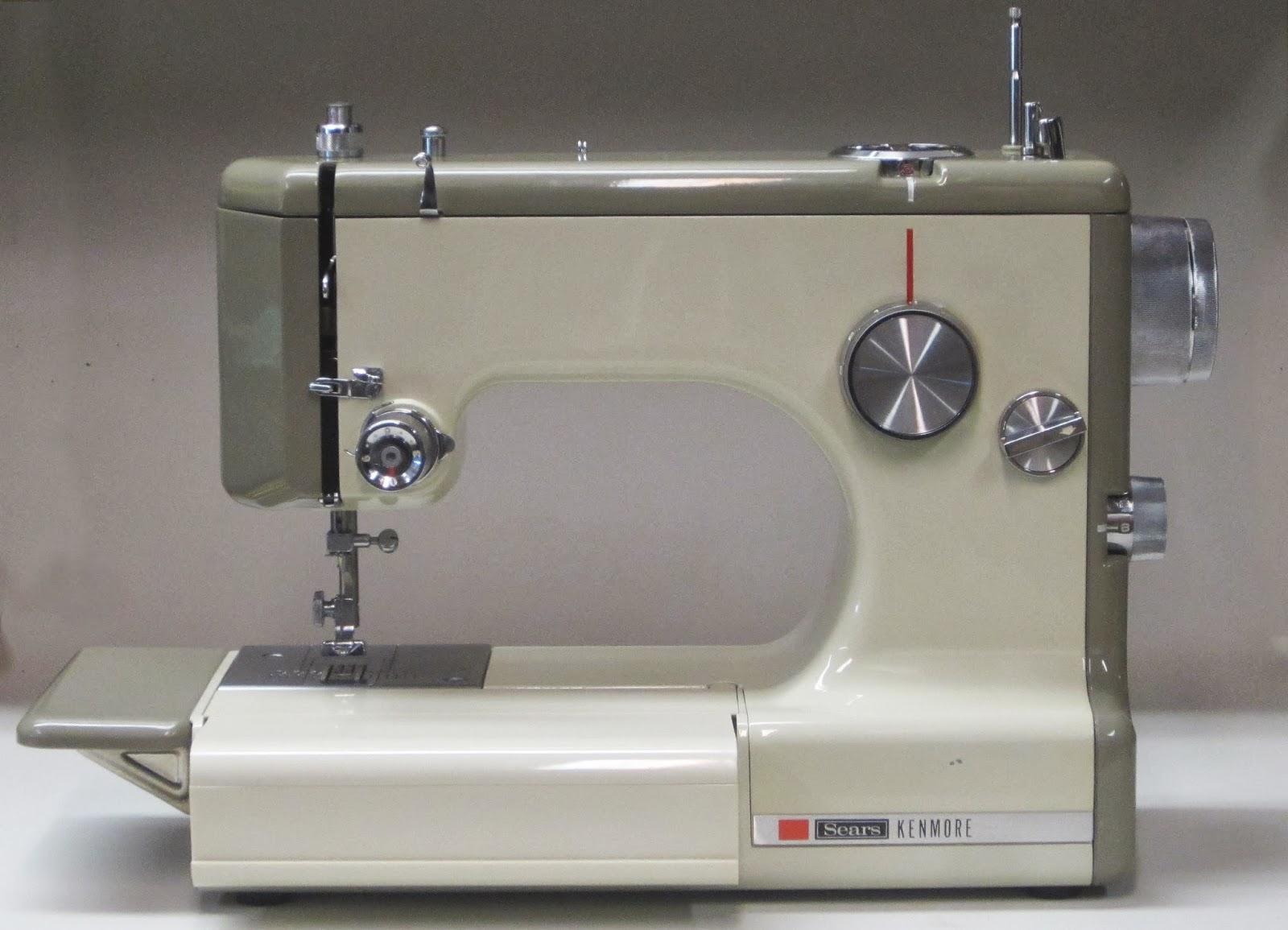 kenmore sewing machine vintage