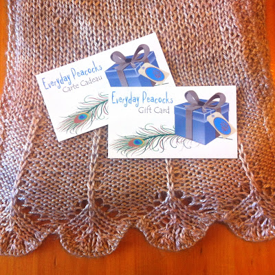 EverydayPeacocks Gift Cards