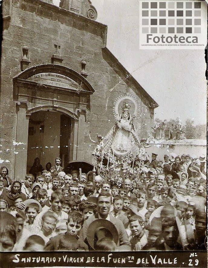 Antigua Virgen de la Fuensanta