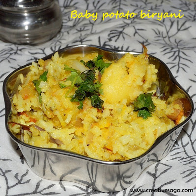 baby potato recipes