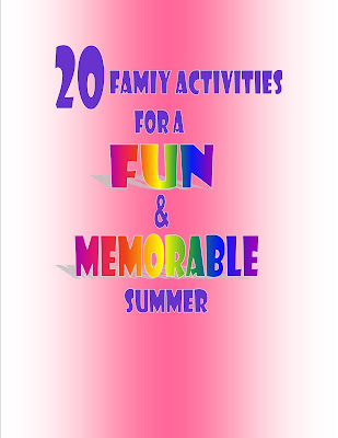Family summer activities