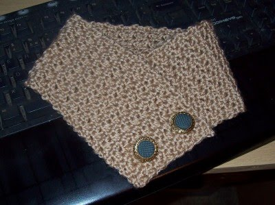 Dog Neck Warmer Crochet Pattern Crochet