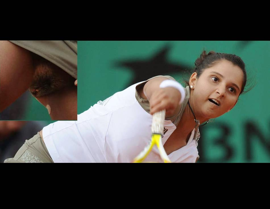 Sania Mirza Sucking Cock