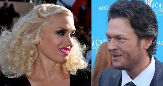 gwen stefani, blake shelton, the voice,