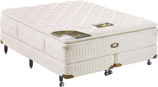 Cama Box Simmons