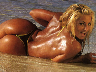 WWE Wrestler Trish Stratus Hot Wallpapers