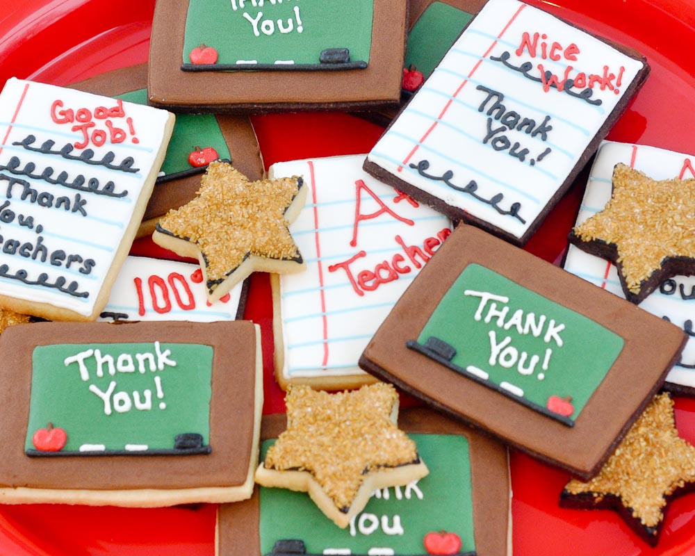Recipes using thanks alot cookies