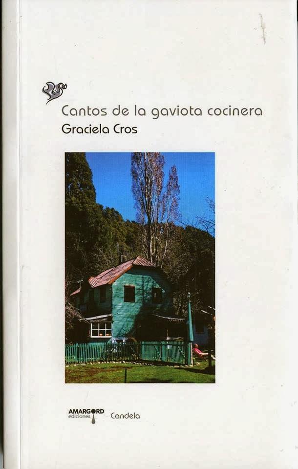 """""""Cantos de la gaviota cocinera- Antología personal"""""""