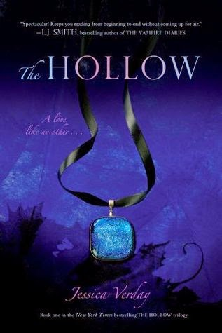 Best Bibliomystery Books List The Hollow by Jessica Verday
