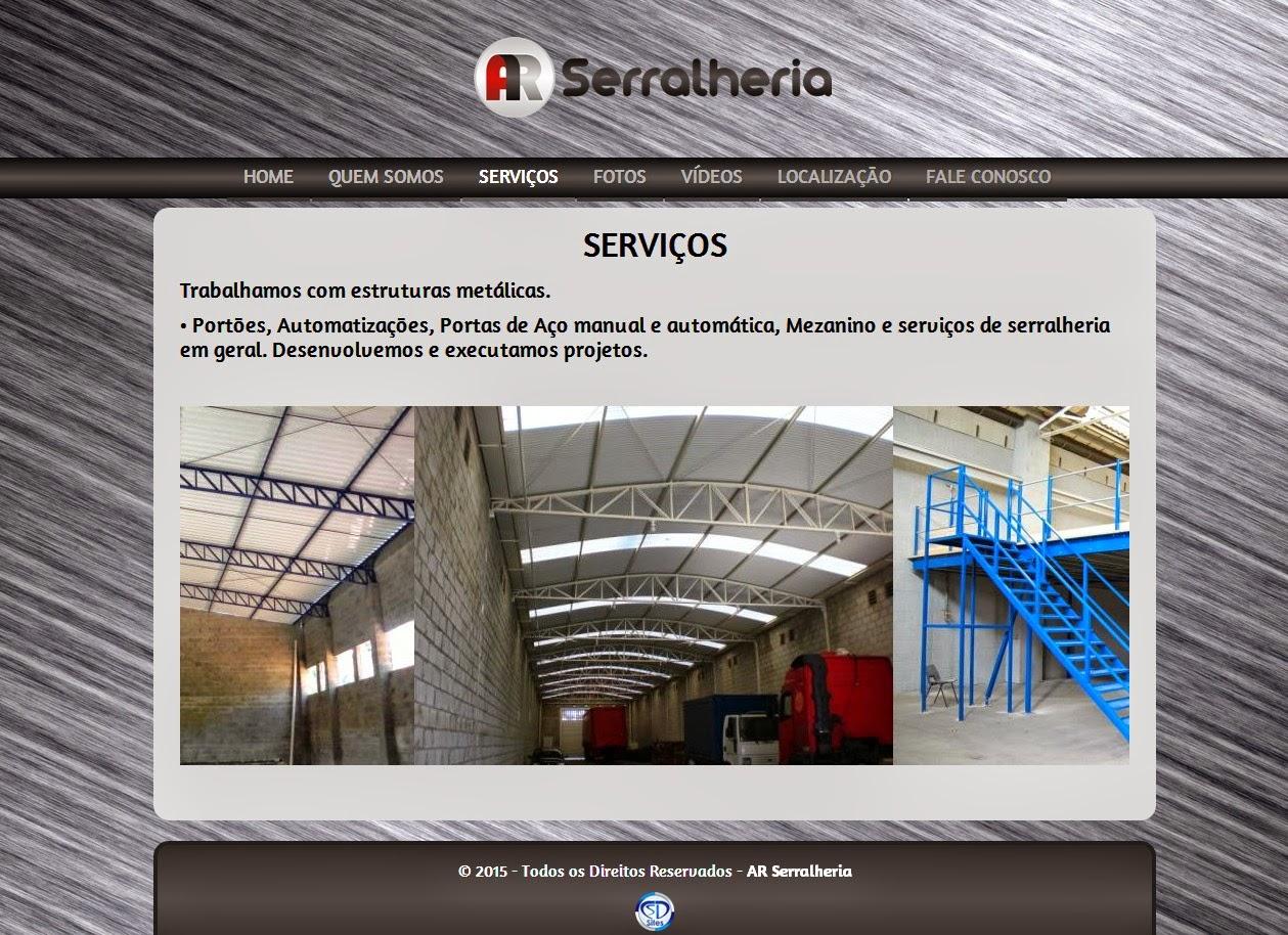AR Serralheria
