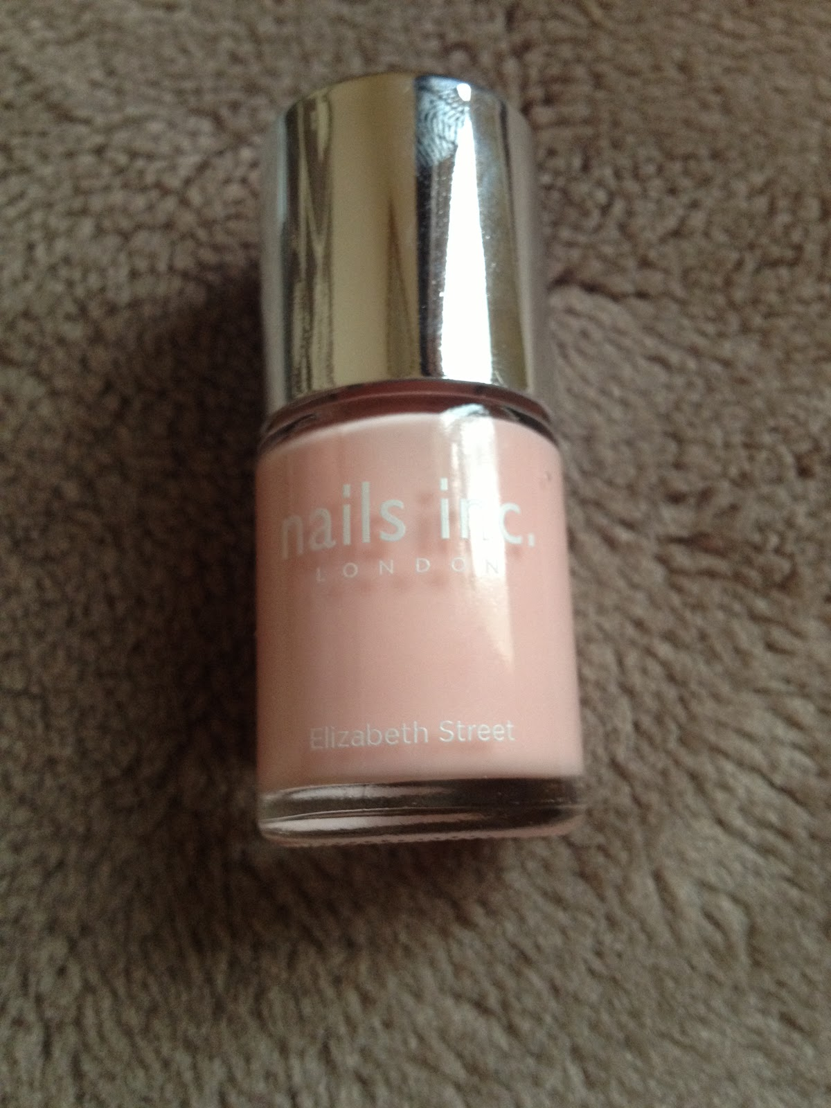 shopuntilyoudrop: FREE Nails Inc with Glamour Magazine and loads of ...