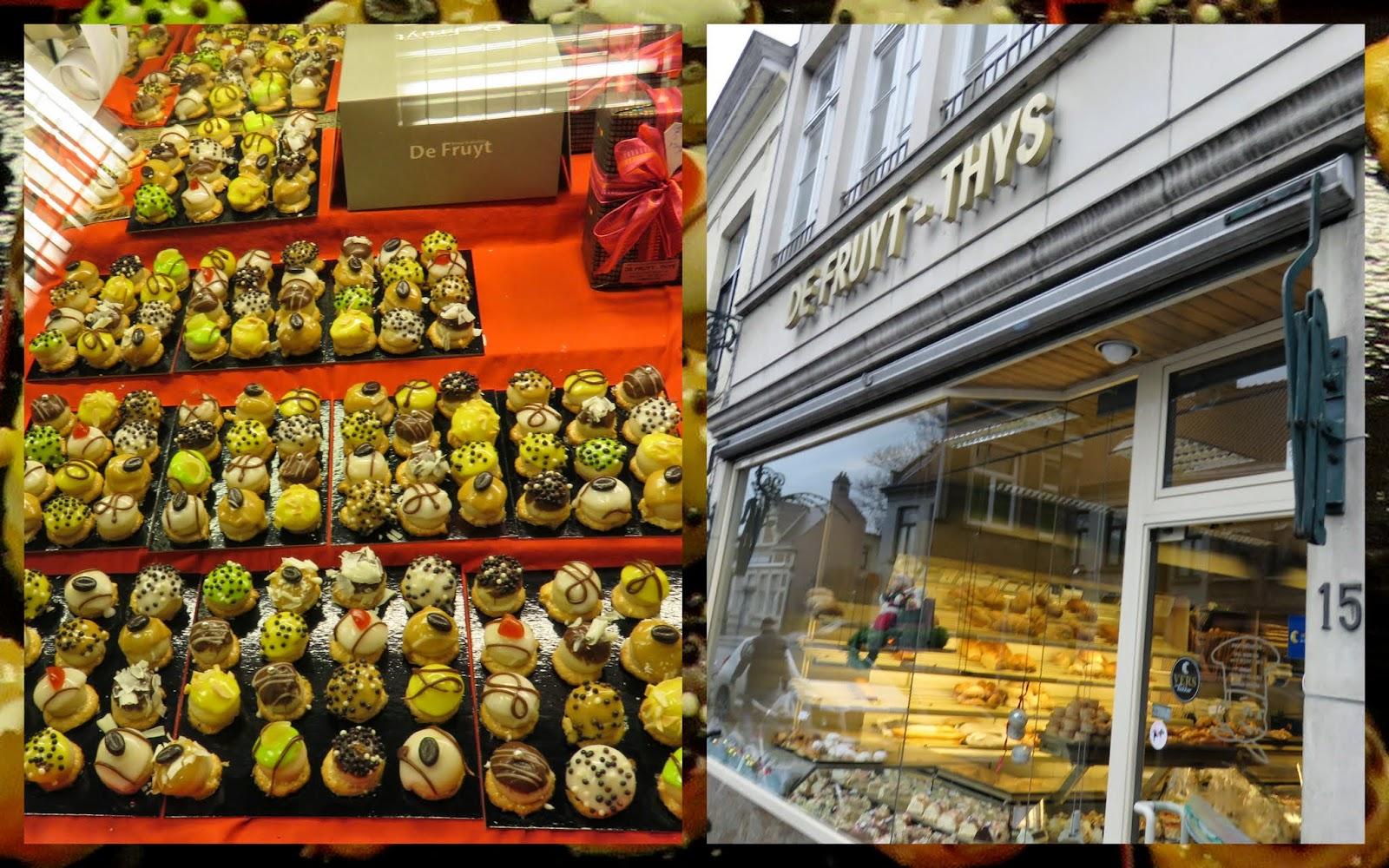 De Fruyt - Thys - Chocolate Treats in Bruges