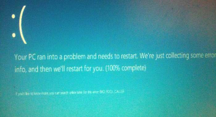 how to fix blue screen error while installing windows xp