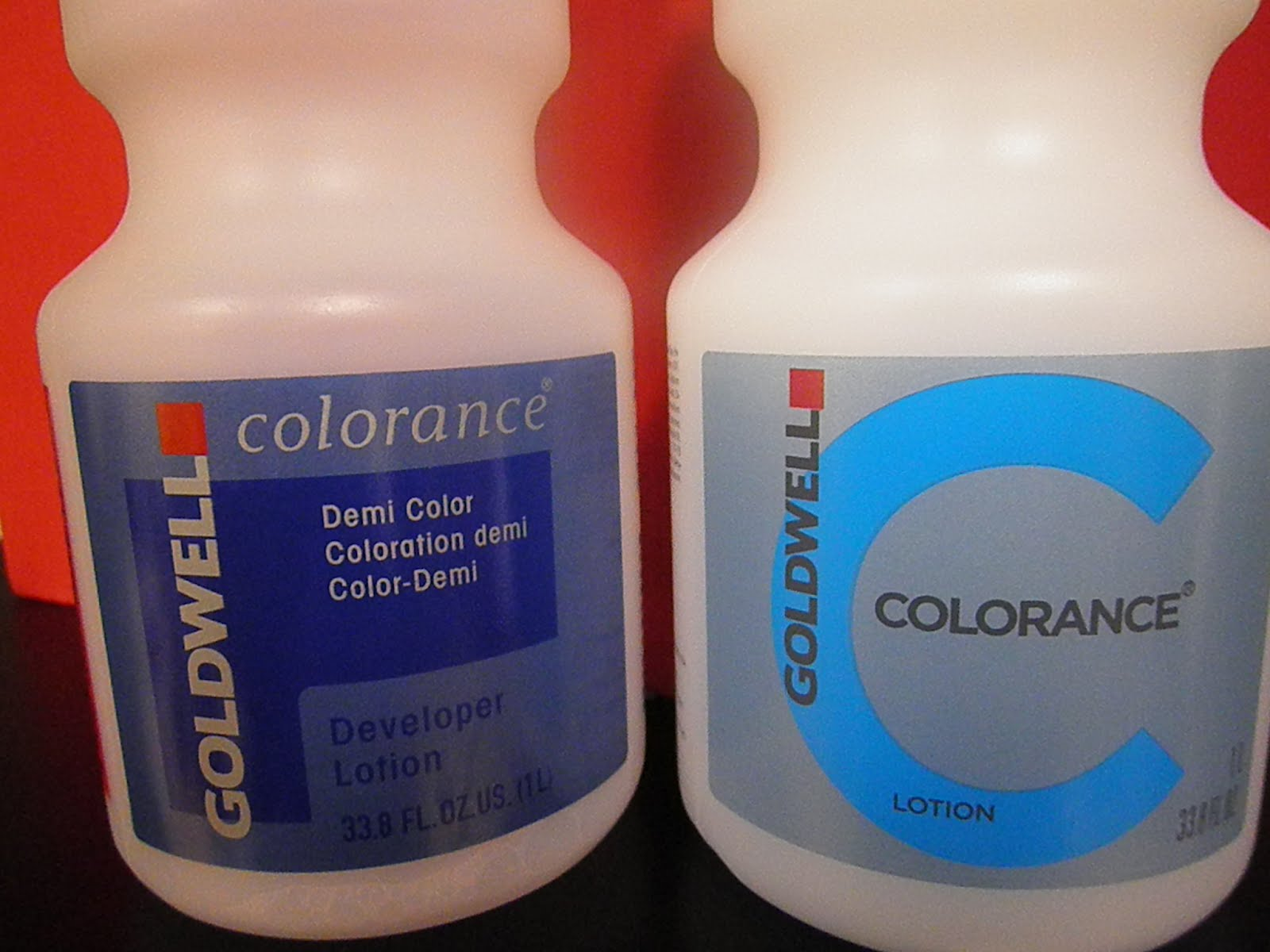 Phenomenalhaircare Goldwell Colorance Hair Color Update