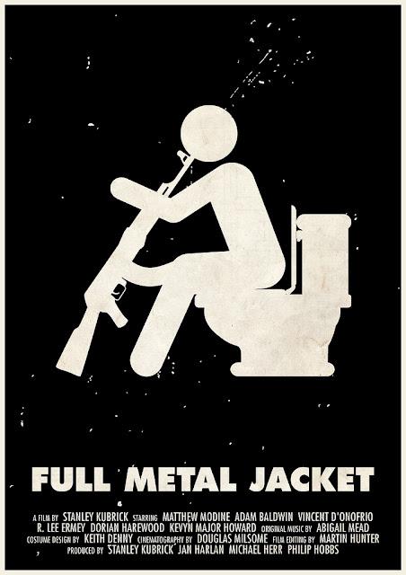 la chaqueta metalica poster