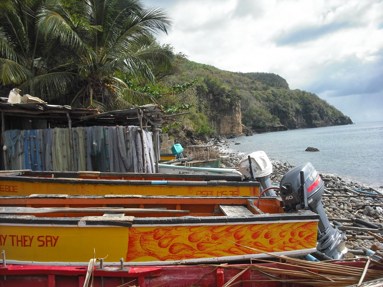 Bioche Fishing Village Dominica