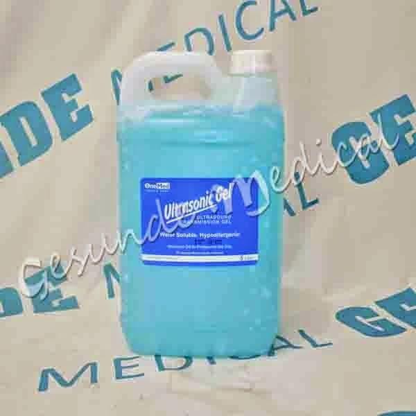 distributor cairan gel ultrasound gel onemed