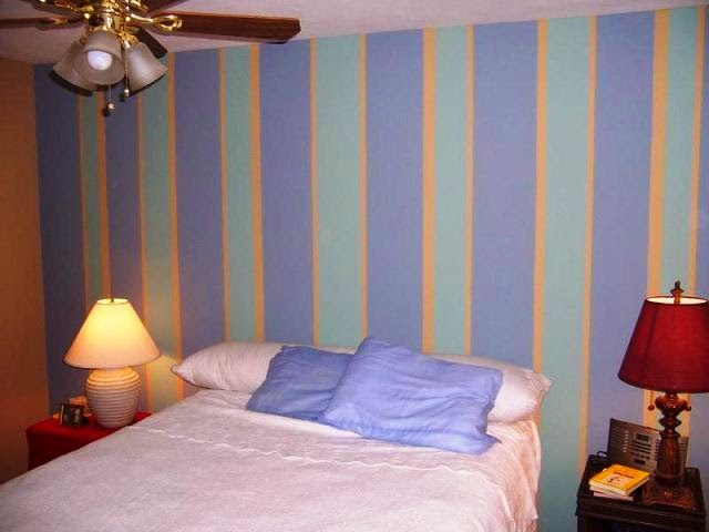 Wall Painting Ideas Stripes : Wall painting ideas stripes