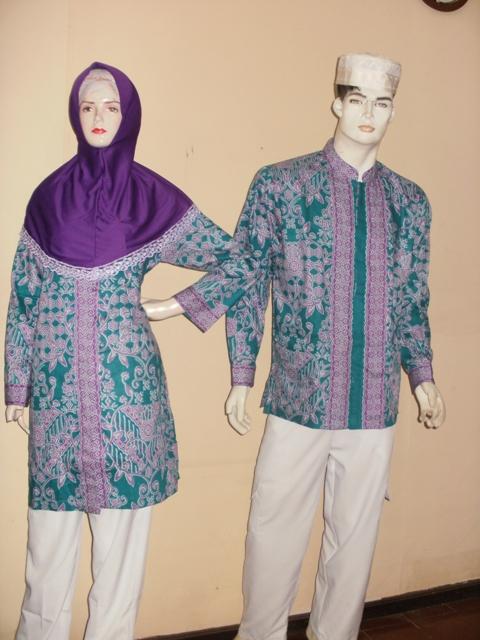 Ritha Exclusive Design Foto Pakaian Seragam Batik Haji