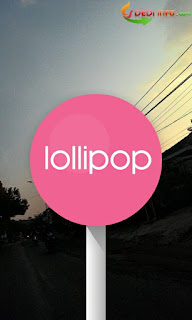 Upgrade z 4 Lollipop